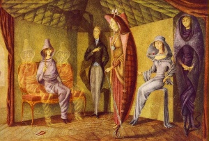 Ladies' Suit by Remedios Varo